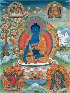 Ravibuda praktika - Medicine Buddha practice @ Tallinn | Harju maakond | Eesti