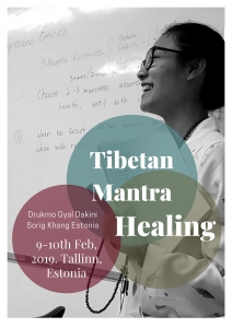 MANTRARAVI KURSUS / MANTRA HEALING COURSE
