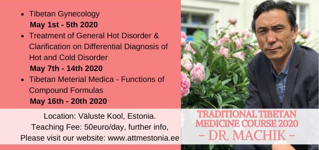 Dr Machik 2020